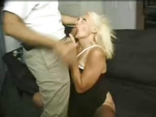 Porn Tube of Cathy Jones The Horny Granny