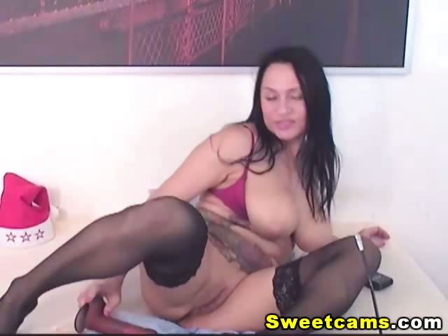 Porno Video of Huge Titties Deep Dildo Penetration Hd