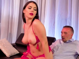 sexy stripper valentina nappi rides hung customer