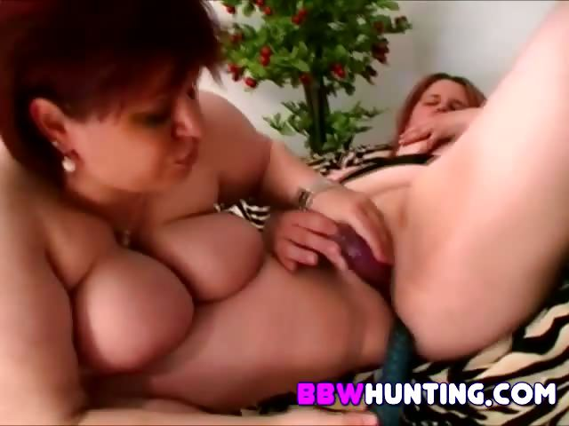 Porno Video of Pussy Licking Bbw Lesbos