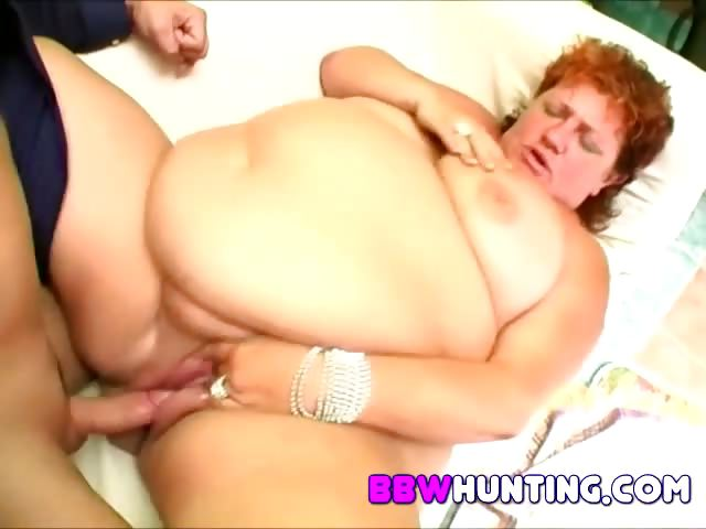 Porno Video of Huge Plumper Fucked Hard Time