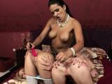 Lesbian Anal Ramming Gapes Bobbi Starr, Alysa, Dana Dearmond