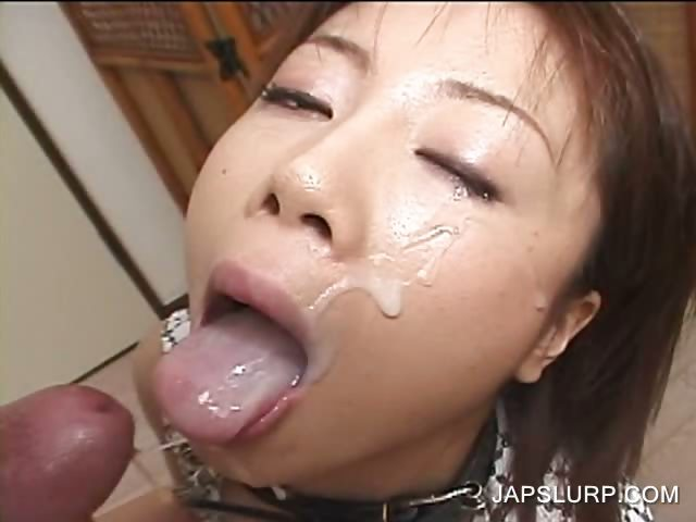 Porno Video of Asian Hooker Giving Bj Gets Facialized