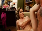 Old Spunker Gets Facialized In Parody Sex