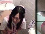 Asians filmed urinating