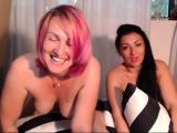 BBW Doing A Striptease