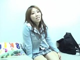 Asian College Girl Pounded From The Rear