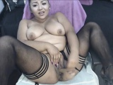 Chubby Gypsy W Big Tits and Wet Leaking Pussy
