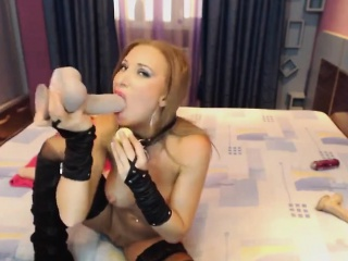 sweet, wet, peach, solo babe, anal, pierced, with, anal, dildo