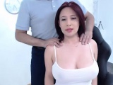 Sexy Asian Hardcore DP Fuck