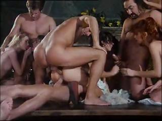 Porn Tube of Royal Orgy With Busty Hottie Sarah Young