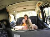 Female Fake Taxi Orgasms for busty welsh tattooed milf