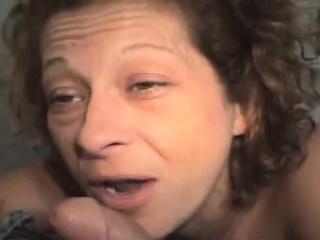 Brunette Nasty Slut Girl Sucks Dick And Fucking Pussy