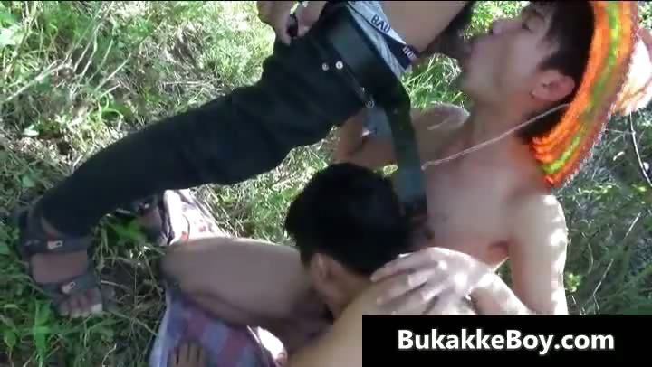 Porno Video of Bareback Farm Fuck Free Gay Porn