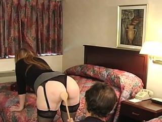 ebony darling gets stroked and abused like a slut