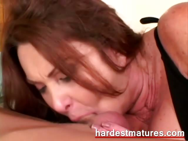 Porn Tube of Stacked Horny Older Woman