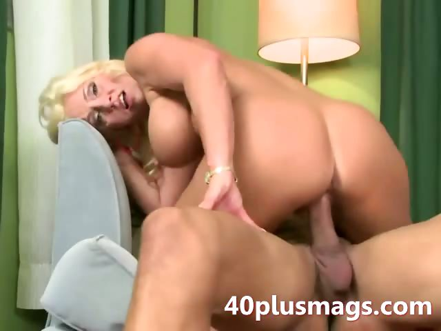 Porno Video of Milf Getting Nailed By A Young Hung