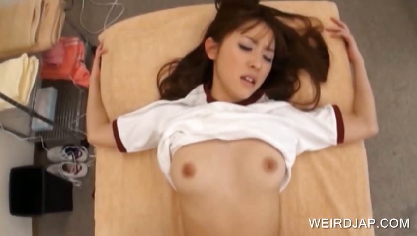 Porno Video of Asian Dick Riding In Pov With Sporty Teen