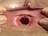 Masturbation and pussy close up