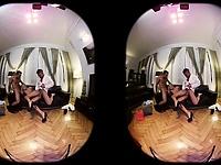 VirtualPornDesire Best Friends Christen Courtney | Porn-Update.com