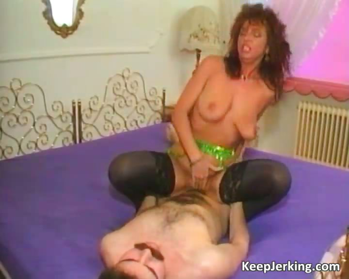 Porn Tube of Redhead Milf Takes A Long Ride
