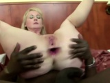 Free31 Interracial anal with busty mature