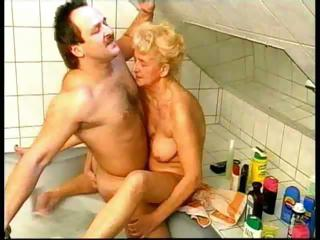 Porno Video of German Granny