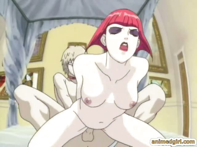 Porno Video of Redhead Hentai Gets Brutally Doggystyle Fucked