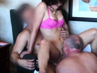 HD Wife Cheats With 2 of Husbands Friends | Porn-Update.com