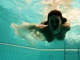 Submerged underwater Petra makes you wanna cum