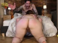 British Plumper Estella Bathory Fucks Tattooed Stud | Porn-Update.com