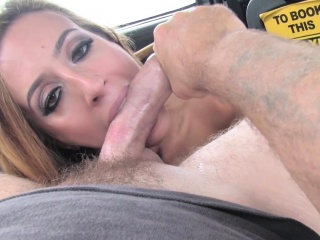A Fake Taxi Is A Small Body And Big Tits Takes A Big Cock In The Anal