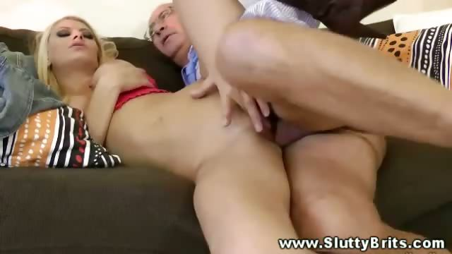 Porn Tube of This Busty Teen Gets Fucked Hard By An Old Mans Cock