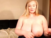 Tattiana With large Hot breasts Has A Penis Watch Her Jerk | Porn-Update.com