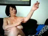 Amateur big tits Granny Webcamera Show | Porn-Update.com