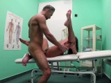 Fake Hospital Dirty Doctor stretches fit babes