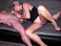 German Husband caught Wife with Young Boy and Join have sex | Porn-Update.com