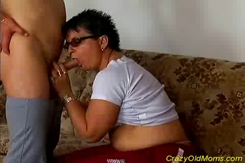 Porno Video of Nasty Old Mom Gets Fucked Hard