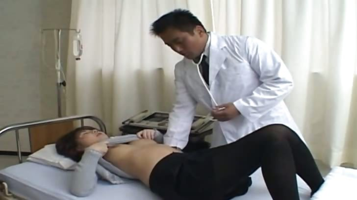 Porn Tube of Asian Doctor And Asian Anus