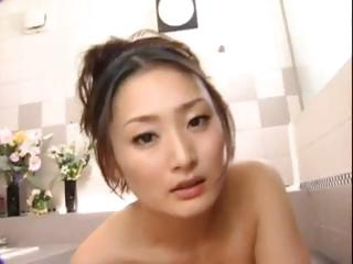Sex Movie of Inviting Japanese Bath 1 Uncensored