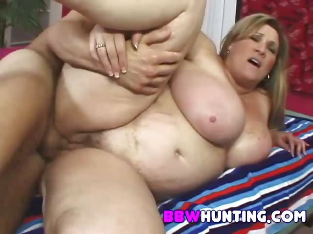 Porno Video of A Delectable Bbw Milf