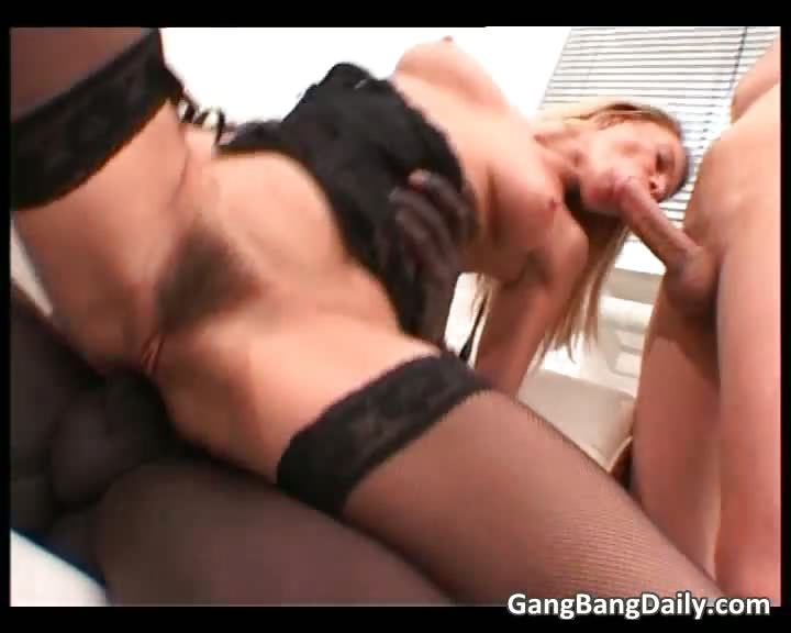 Porn Tube of Horny Mature Blonde Slut Sucks Huge Cock