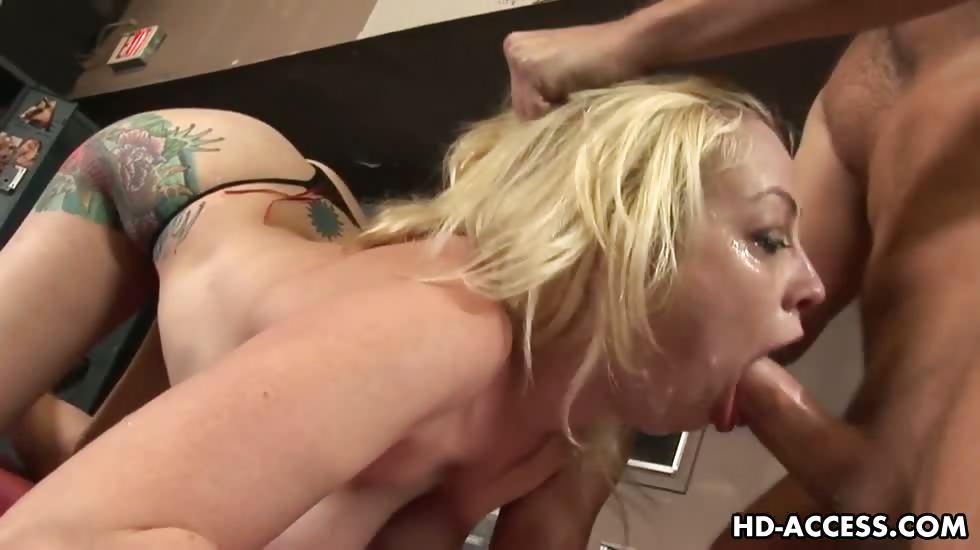 Porn Tube of Deepthroat Pro Adrianna Nicole Best Blowjob Ever!