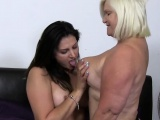 Lacey Starr Eats Pussy of a Cutie