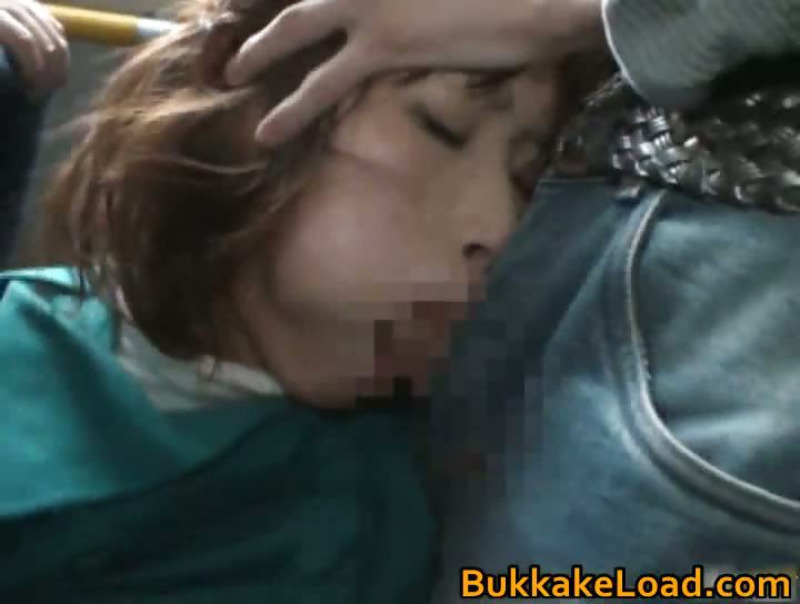 Porno Video of Cute Asian Babe Attacked On A Bus Ride