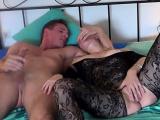 German normal girl next door homemade fuck with boyfriend