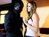 Petite Teen Ani-Black Suprise by Big Black Cock at Vacation