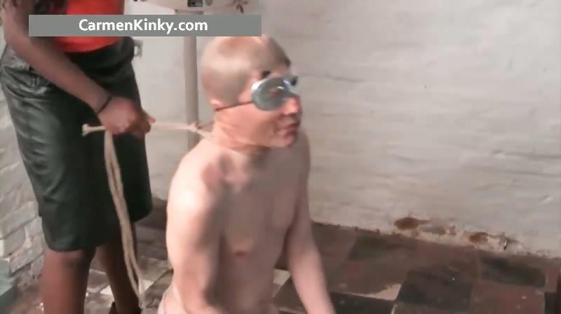 Porno Video of Dirty Boobed Carmen In Insane Hard-core