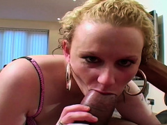 Teen Courtney and the monster black cock