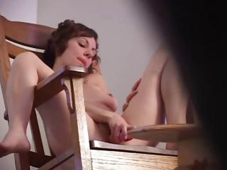 Sex Movie of Brunette Chick Gets Caught On Spy Cam Masturbating And Toying Her Pussy